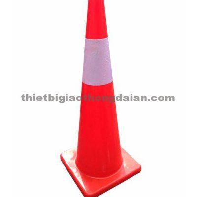 Cọc tiêu giao thông PVC 90cm
