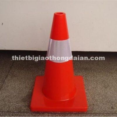 Cọc tiêu giao thông PVC 40cm