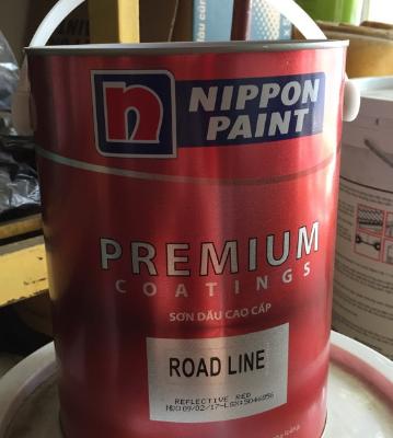 Sơn phản quang Nippon màu vàng