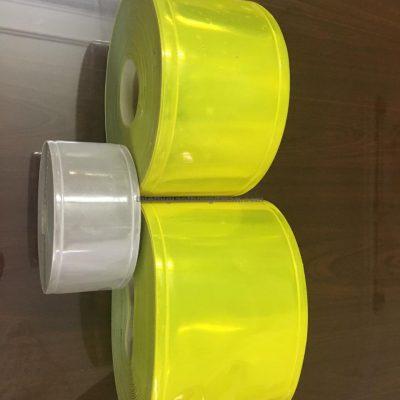 Dây nhựa phản quang dày 0.32mm – rộng 3.5cm