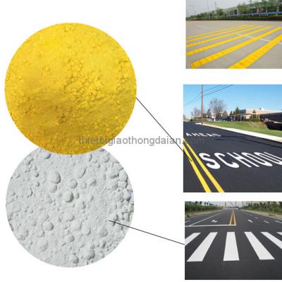 Sơn dẻo nhiệt – sơn kẻ vạch đường giao thông